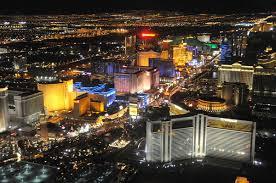 Las Vegas Strip Map Pdf by