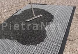pavimentazione in ghiaia pavigravel