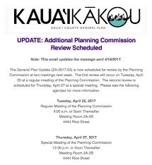 kauai planning commission reviewing princeville resort growth