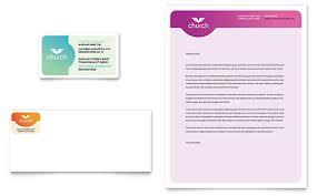religious u0026 organizations business card templates word u0026 publisher