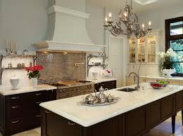 gourmet kitchen island espresso kitchen cabinets transitional kitchen de giulio