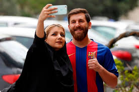 Lionel Messi Halloween Costume Lionel Messi Lookalike Ends Iranian Prison