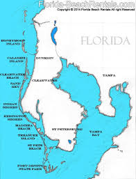 Florida Map Of Beaches by Pinellas County Florida Map Florida Map Pinellascounty Talk