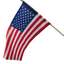 Flag Pole Express American Pole Hem Flag Two Sizes This One Has A Sleeve That