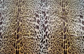 lee jofa kravet leopard leopardo silk velvet fabric 5 yards