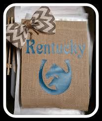 Kentucky Flags Burlap Garden Flag