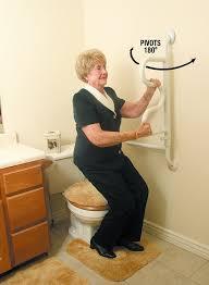 amazon com stander the curve grab bar elderly rotating wall