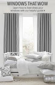 How To Measure For Grommet Curtains Teen Drapes U0026 Sheers Pbteen