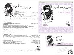 Salon Manager Resume Hair Stylist Resumes Website And Collateral Materials For A