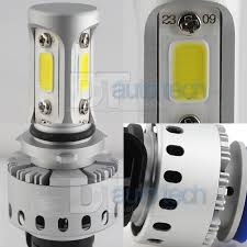 2017 all in one h4 100w 10000lm cree led headlight high low combo