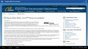 Calljobs Edd Help Unemployment Ca Android Apps On Google Play