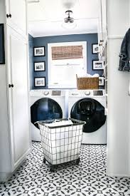 high contrast laundry room makeover reveal bless u0027er house