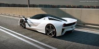 cars ferrari white a white ferrari by wizzoo7 on deviantart