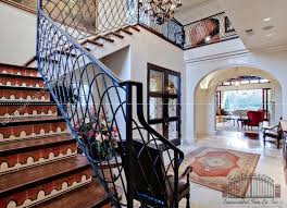 Wrought Iron Railings Interior Stairs Wrought Iron Stair Railing Southeastern Ornamental Iron Works