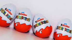 egg kinder kinder eggs are no longer illegal in america photo