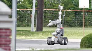 police used a robot to kill the key questions cnn