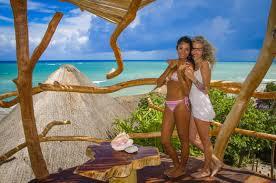 azulik beach resort spa in tulum mexico vacation