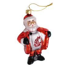 washington state university christmas ornaments