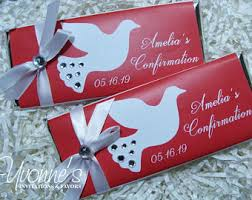 confirmation favors confirmation favors etsy