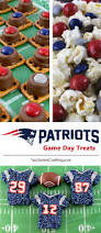 new england patriots game day treats two sisters crafting