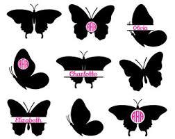 butterfly svg etsy