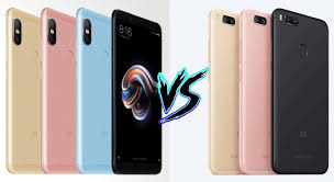 Redmi Note 5 Pro Xiaomi Redmi Note 5 Pro Vs Xiaomi Mi A1 Android One Which One To Buy