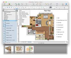 make a floor plan make a powerpoint presentation of a floor plan using conceptdraw