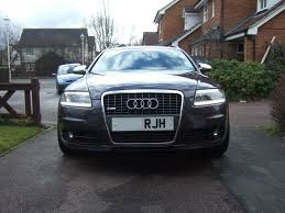 audi a6 fs oem rs6 led headlights complete with ballasts and