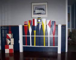 nautical headboard nautical headboard etsy