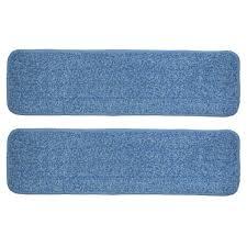 Floor Mop by Microfiber Floor Dust Mop Wet Or Dry Pad Refill 2 Pack My Mop Shop