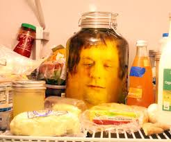 head in a jar prank 11 steps with pictures