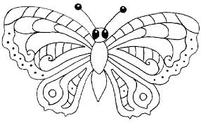 Free Coloring Pages Coloring Pages Flowers And Butterflies Of Colorful Butterflies by Free Coloring Pages