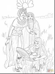 superb moses on mount sinai coloring page with moses coloring