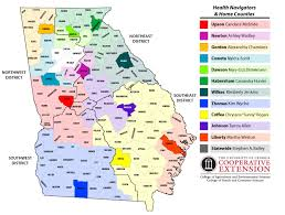 Uga Map Financial Literacy Creating Healthy Communities