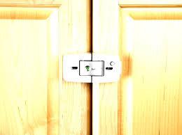 Kitchen Cabinet Child Locks Emejing Locking Kitchen Cabinets Photos Home U0026 Interior Design