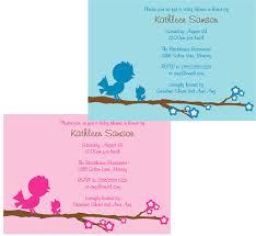 bird baby shower baby bird baby shower invitation