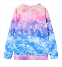galaxy sweater harajuku japanese galaxy sweatshirt kawaii harajuku