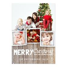 merry christmas cards invitations greeting u0026 photo cards zazzle