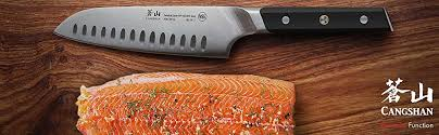 german steel kitchen knives amazon com cangshan d series 59120 german steel forged chef s knife