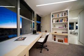 Computer Desk With Built In Computer by Interior Best Interior Design For Modern Apartments White