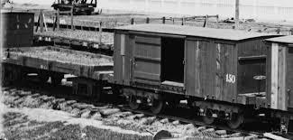 Railroad House Plans Civil War Era Railroad Equipment U2013 Small Model Railroads