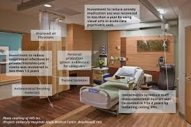 good medical facility design boosts care saves money cornell