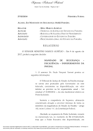 pagamento mes agosto estado paraiba rejeita por unanimidade recurso do tjpb contra duodécimo pago pelo