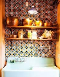 vintage kitchen backsplash backsplash ideas for a unique kitchen bob vila