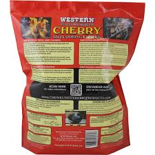 western cherry bbq cooking chunks 8 lbs walmart com