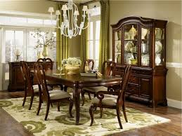china cabinet and dining room set elegant cherry dining table chairs china cabinet should i paint it