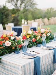 rust and thistle wedding inspiration linen rentals event design