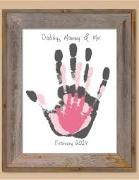 pa and child handprint art by creationsbytamilynn on