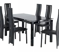 Ebay Uk Dining Table And Chairs Cool Ebay Uk Dining Table And 6 Chairs Oak Kitchen In Room Sets