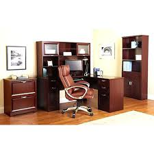 Office Depot Desk Ls Desk With Hutch Office Depot Collection L Shaped Classic Cherry